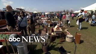 How to score bargains on hidden treasures at flea markets