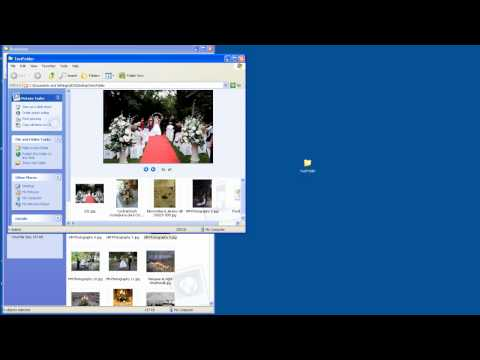 How to Zip photos into a Zip File