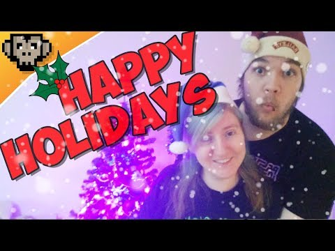 The8BitMonthly | Happy Holidays To One And All!