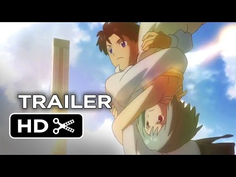 Xxx Mp4 Patema Inverted Official Trailer 1 2014 Animated Movie HD 3gp Sex
