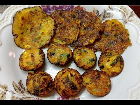 10 mins breakfast recipe Episode 2|Instant Carrot Corn Rava Panniyaram Recipe in tamil