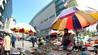 Download Jagalchi Market 자갈치시장 Tour - Amazing Fish Market in Busan Korea (4K) Video