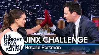 Download Jinx Challenge with Natalie Portman Video