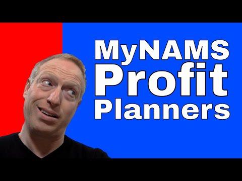 MyNAMS Profit Planners