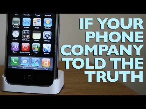 If Your Phone Company Told The Truth