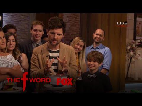 Adam Scott & Gordon Ramsay Have A Head-To-Head Dessert Battle   Season 1 Ep. 8   THE F WORD