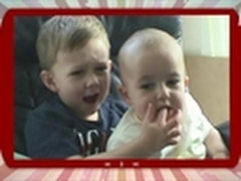 Biting Baby Shows No Remorse | Puppies vs. Babies