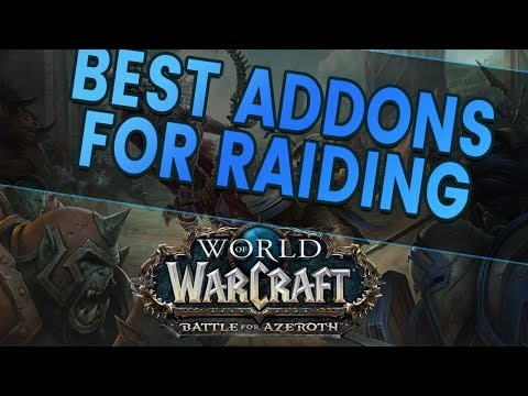 Best WoW Addons (TOP 7) For Raiding, World of Warcraft PvE Addons