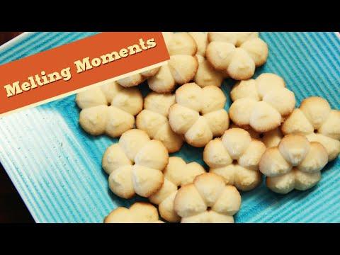 Eggless Cookie Recipe | Melting Moments | Divine Taste With Anushruti