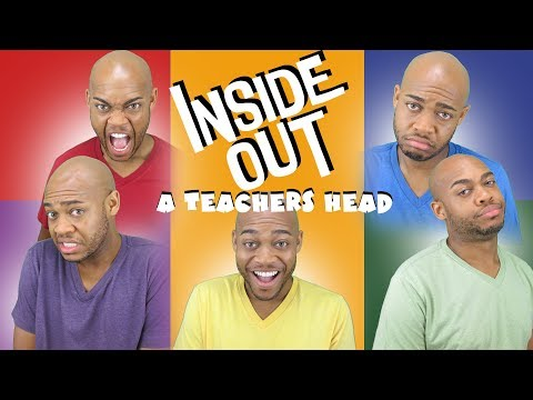 Inside Out: a Teacher Head (Parody)