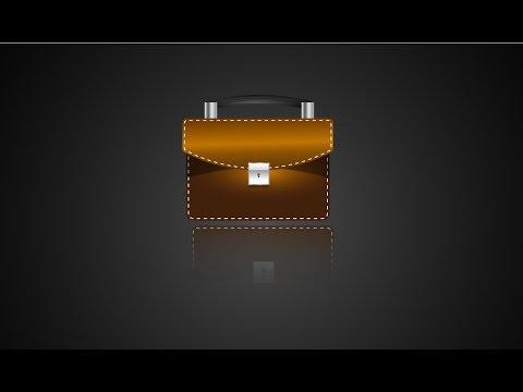 3d Briefcase design in Illustrator !! Product Design !! bag design tutorial