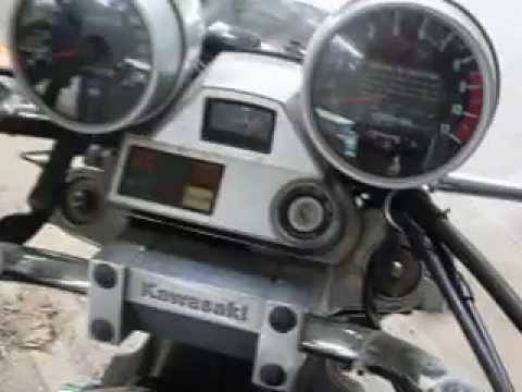how to replace a ignition on a Kawasaki Vulcan 750