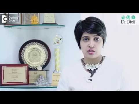 Common skin problems due to PCOS   Dr  Rasya Dixit