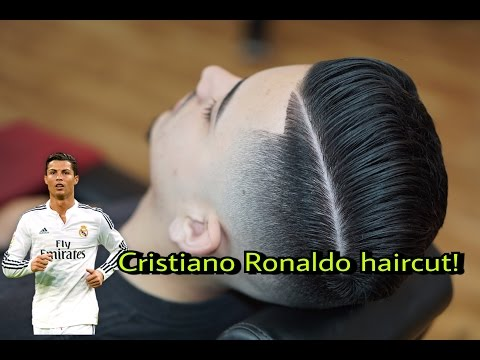 High Fade Tutorial : Cristiano Ronaldo : HOW TO