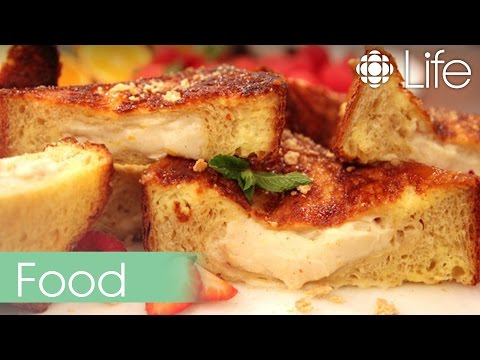 How To Make: Mascarpone Stuffed French Toast | The Goods | CBC Life