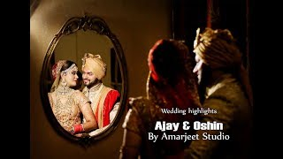 Best wedding highlight royal dress