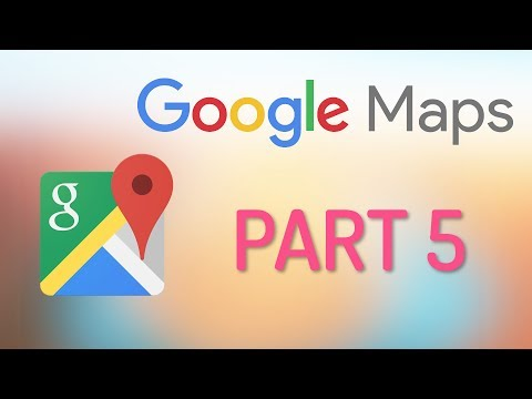 Updated Google Maps Tutorial  |  PART 5  (Android Tutorials)