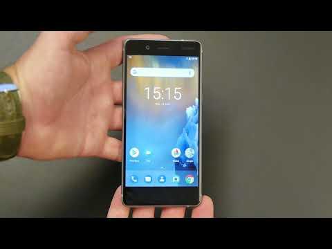 Nokia 8 hands on