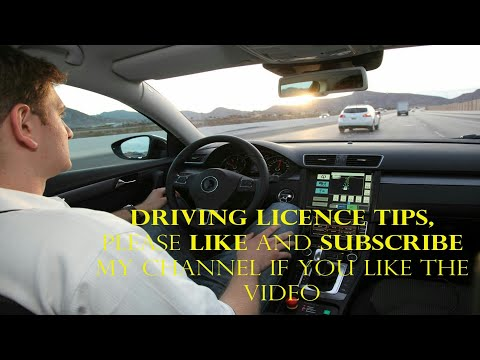 Car Driving License Test Kolkata Part 2