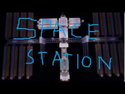 Minecraft space station! (ACtennisAC creation)
