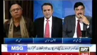 Allah Na karey Imran Khan Nakaam ho - Angry Hassan Nisar
