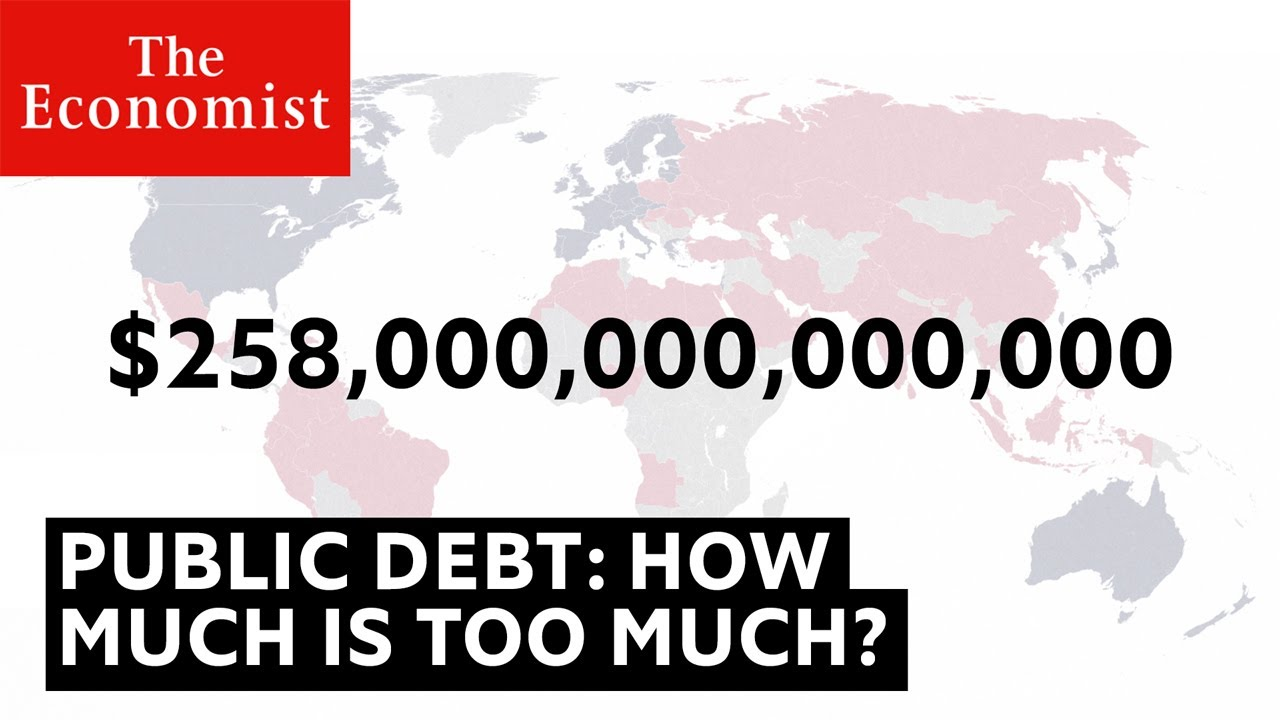 Public Debt: how much is too much? | The Economist