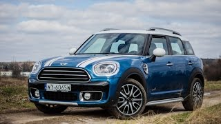 2018 Mini Cooper D Countryman - Sound, Interior, Exterior And Driving Off-road In Mud
