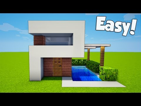. How to build house in minecraft pc