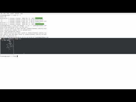 Git SSH Setup