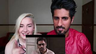Vikram Vedha Official Trailer Reaction | R Madhavan | Vijay Sethupathi | Asad Shan