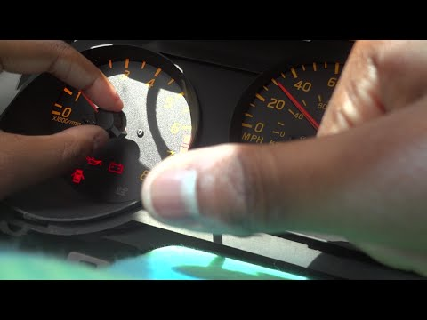 How to Reset Instrument Cluster Needles in 02-04 Altimas