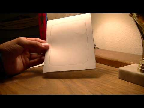 How To Make A Paper Holster