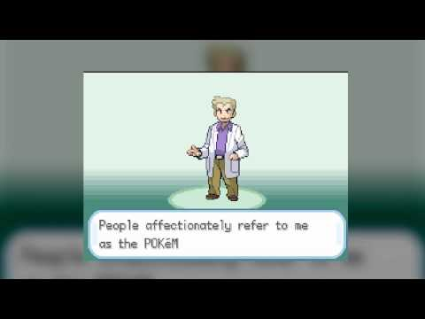 How to Erase All Memory From a Pokemon FireRed Game on a Game Boy Advance SP : Pokemon Tutorials