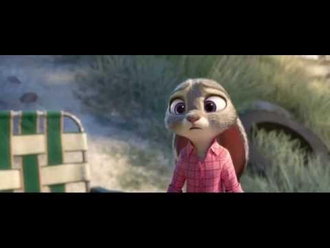 Zootopia - ''I Really am Just a Dump Bunny