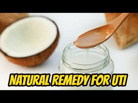 Natural Remedy for UTI