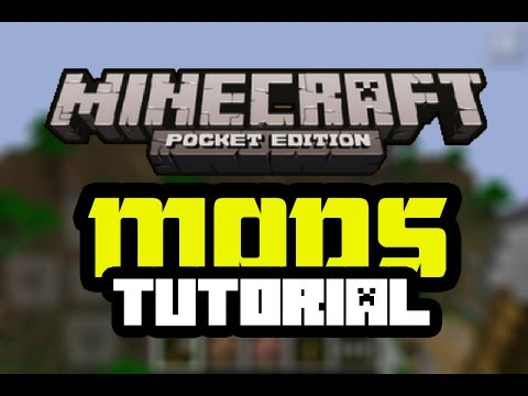 Installing iOS mods | Guide | Minecraft Pocket Edition