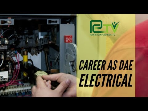 Career As DAE Electrical Engineering Associate