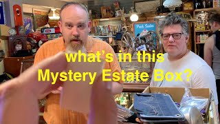 Forgotten Estate Boxes?! What's Inside?