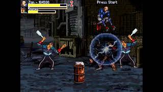 Streets of Rage Z Megamix v1 8 (OpenBoR) Nariko/Yoko Littner