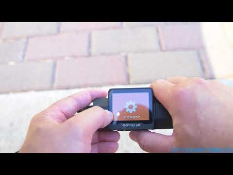 Vantrue T2 Dashcam Review