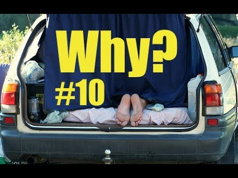 Why are More People Living in Cars and Trailers Part 10 - Nothing is Impossible