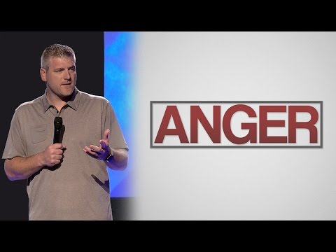 Anger #3: Angry at God - Kyle Parker