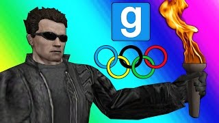 Gmod 2016 Olympics! (Garry