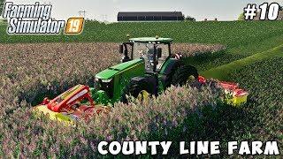 Grizzly Mountain Timelapse #50 John Deere Cotton DLC Farming