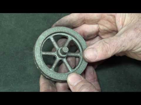 Tubalcain BUILDS A STUART STEAM ENGINE pt 3