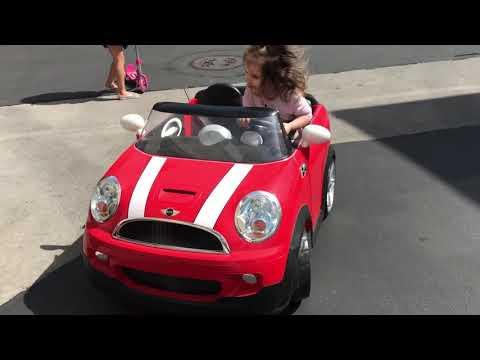 Ashton Learning to Drive :)