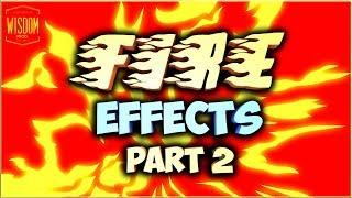 cartoon fire transition Videos - 9tube tv