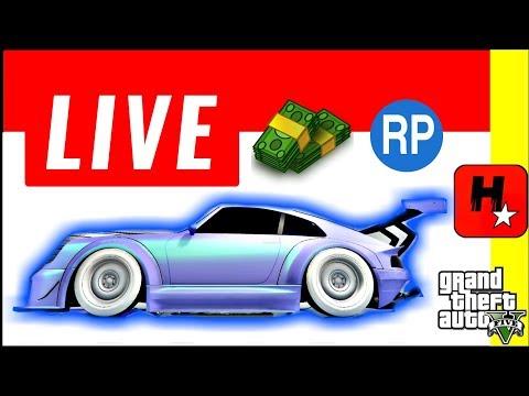 GTA 5 Online Dinheiro infinito e RP infinito Honesto e Money Gitch GTA V