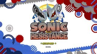 Sonic Generations Mod Part 187_ (HERO VS VILLAIN) Ultra