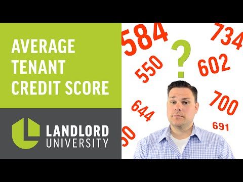 What's Considered A Good Credit Score Range For Potential Tenants | Landlord University
